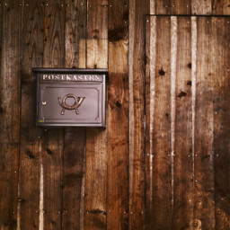 mailbox postbox wallpaper door wood