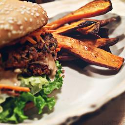 burgers vegan vegetarian dairyfree glutenfree