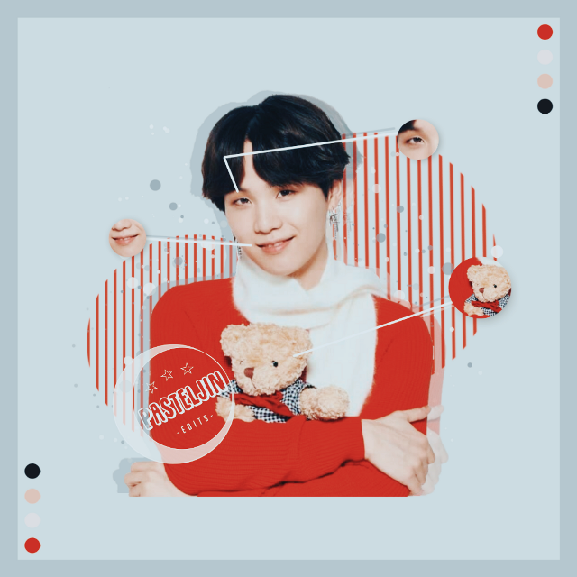 ─❤💎  Soft Yoongi edit for @sofi707 ♡ I hope you like it! Your watermark is currently under construction💕  ⋆ICON requests are CLOSED ⋆EDIT requests are OPEN  🄲🅁🄴🄳🄸🅃🅂 ➥ Yoongi Sticker © @__marshmallow__  ➥ Circles Sticker © owner  🅃🄰🄶🅂 #minyoongi #yoongibts #btsyoongi #sugabts #btssuga #yoongi #suga  #yoongiedit #sugaedit #btsedit #kpopedit #kpop #christmas #interesting #aesthetic