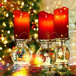 freetoedit candles vipshoutout bokeh