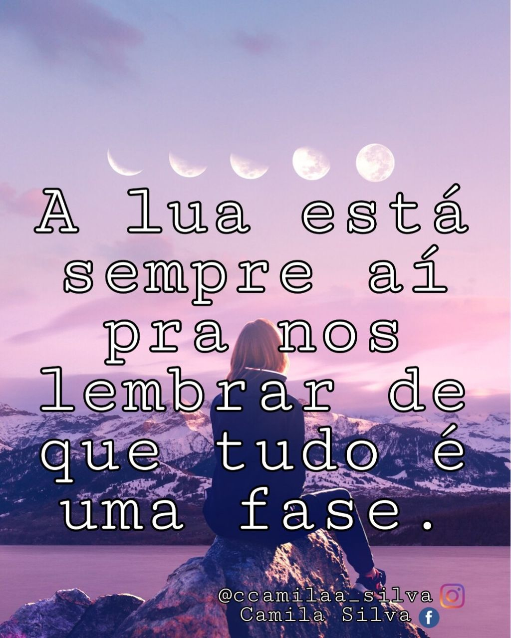 #fases 🌒🌓🌔🌕🌖🌗🌘🌙