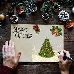 freetoedit remixit christmastime christmaseve merryxmas ircchristmascard