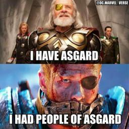 memes asgard shield marvel thorodinson