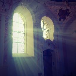 church window light sun photography