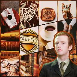 percyweasley weasley weasleys gryffinfor gryffindorpride freetoedit