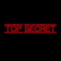 topsecret sticker secret secrets act