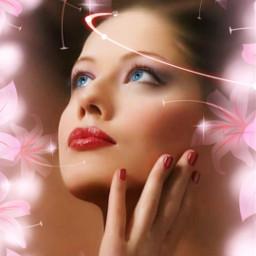 freetoedit woman portrait beautiful creativeedit