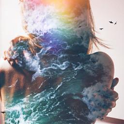 freetoedit rainbow rainbows rainbowbrush picsart