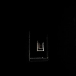 abondoned light shadow dark pclightinthedark