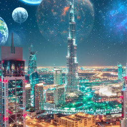 freetoedit space stars city town