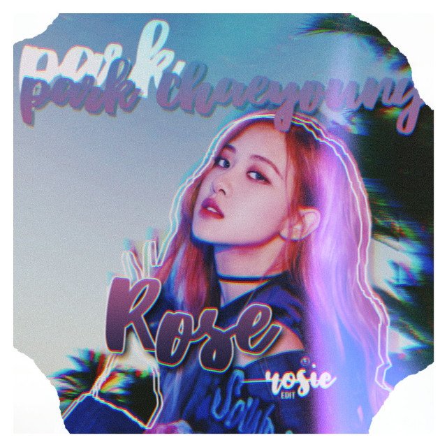 #freetoedit   park chaeyoung edit   💜2