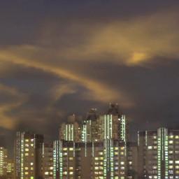 freetoedit night mood city lights