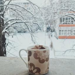 freetoedit myphotography coffee coffeecup winter