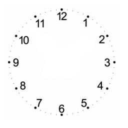 freetoedit clock clockface clockblank blank