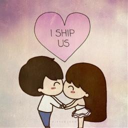 freetoedit shipit love heart