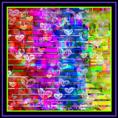 colorfulbackground hearts&flowers backgroundsforedits prettybackround ithinkitscool