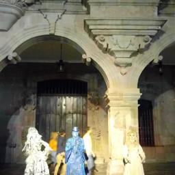 facades doloreshidalgo pueblomágico estatuasvivientes pcfacades