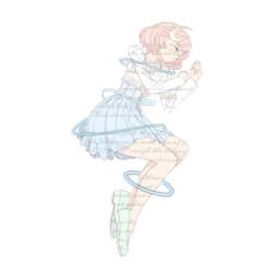freetoedit sleep uyku anime animegirl