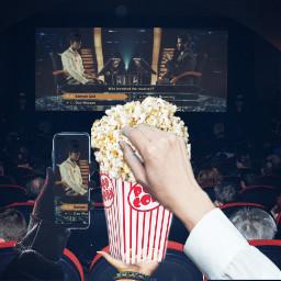 freetoedit cinema cine cine3d retocine ircpopcorn