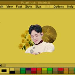 freetoedit exo chen kimjongdae exok