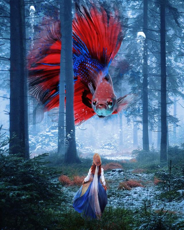 #freetoedit #picsart #madewithpicsart #be_creative #underwater