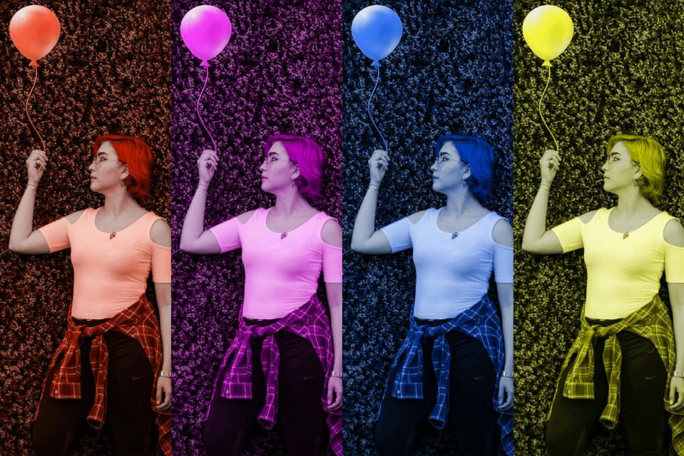 #freetoedit #popart #poparteffect #balloon @pa💌