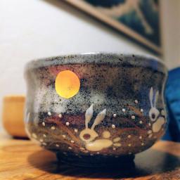 tea cup japan pottery lamadedis