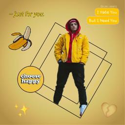 nickmara prettymuchnick prettymuch yellow freetoedit