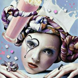 freetoedit milkshake splash sugarcube milk ircmilkandsugar