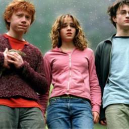 harry hermione ron harrypotter ronaldweasley freetoedit