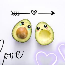 couple avocado date love 4ever2gether🔐❤💍 freetoedit