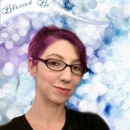 selfie edited makeupselfie blessedbe freetoedit