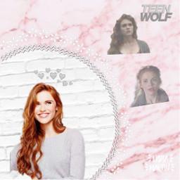 freetoedit hollandroden lydiamartin teenwolf teenwolfforever