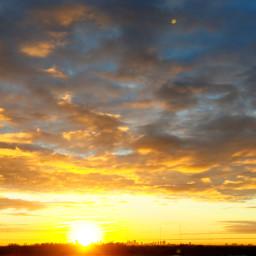 sunrise clouds skywatching myclick freetoedit