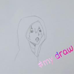 mydrawing fatigue anime animeboy
