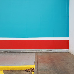aquablue red stripe wall photography freetoedit pcwalls