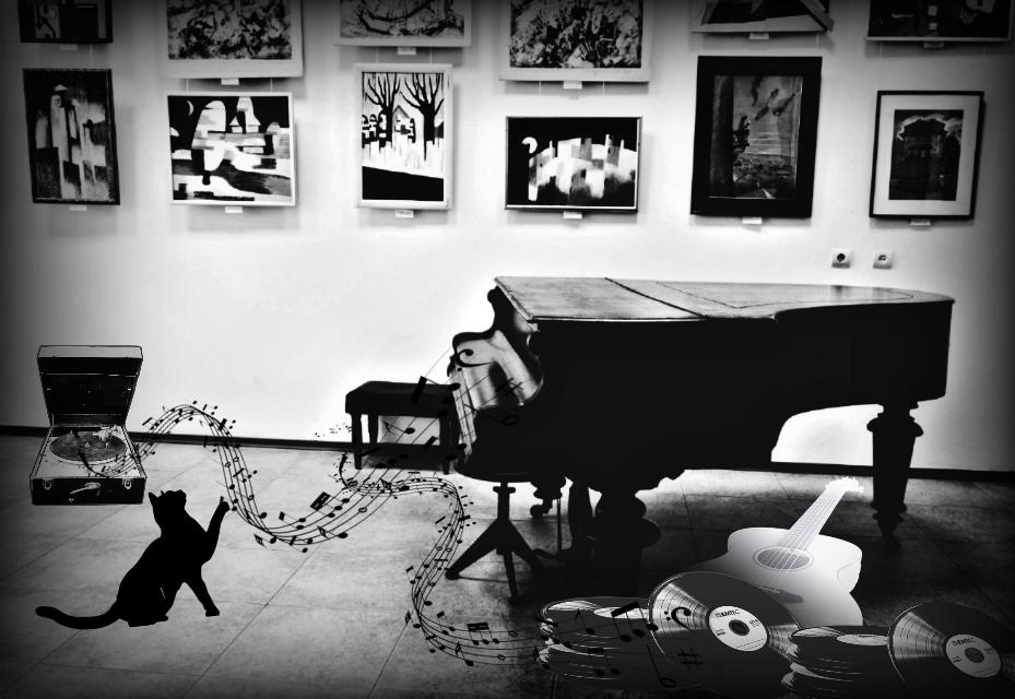#freetoedit #vipshoutout #music #musicalnotes #piano #vintagestyle #blackandwhite #flm63 #framed #vignetteeffect  #picsarteffects #editstepbystep #myedit #madewithpicsart