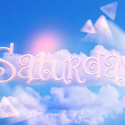 happysaturday saturday quoteoftheday happyday sky freetoedit