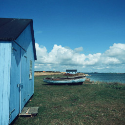 freetoedit photography boat travel blue