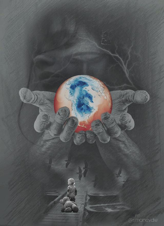 #srcpolarvortex  #editbyme #blackandwhite #photomanipulation #doubleexposure #imagination #surreal #art #artwork