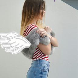 freetoedit angel fly dream girls