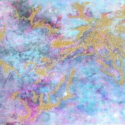 freetoedit marble pastel pink gold