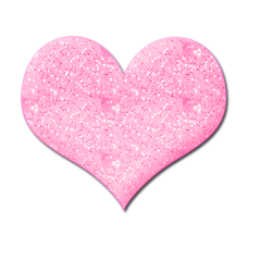 big pink heart freetoedit