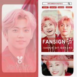 ntc_dream jaemin at_goyang fansign ntc