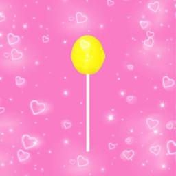 freetoedit lolipop yellowlollipop