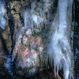 freetoedit nature beauty winter hikingtrail