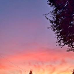 sunset sky colourfulsky