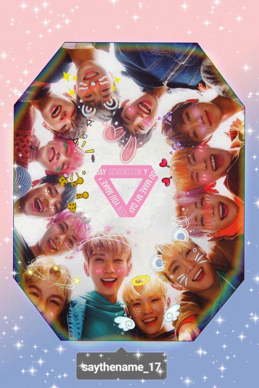 Seventeen Wallpaper Svt Kpop Carat