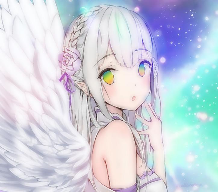 #anime#angel#lol