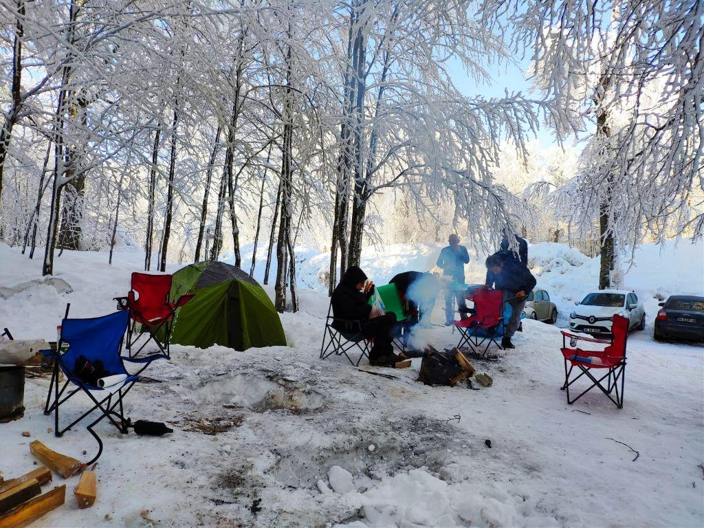 Günaydın Goormorning Gutenmorgen Kar Snow Winter Winter